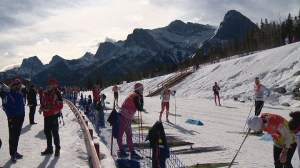 Alberta's Canmore Nordic Centre hosts world's top cross country skiers